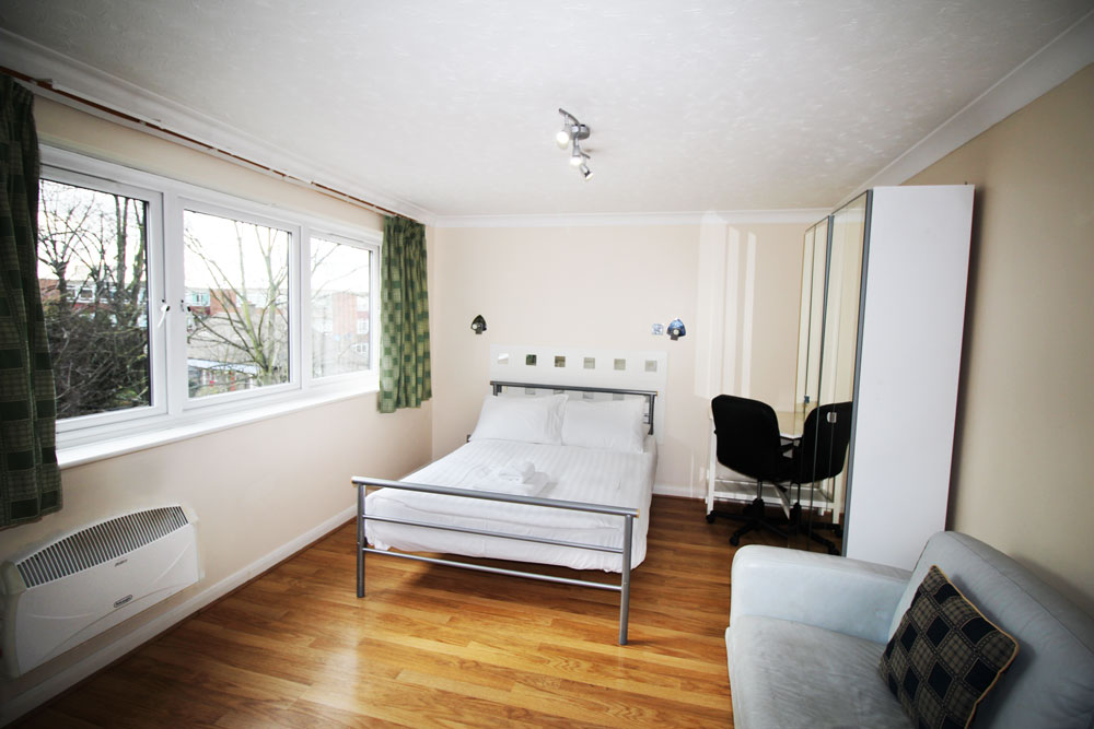 Croydon Double Bedroom Apartment En Suite Bathroom Tavistock Road 0007 Sctr